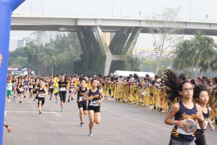 Singapore Airlines Charity Run 2014