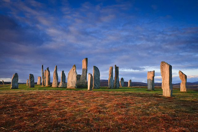 Early Morning at Callanish Standing Stones
