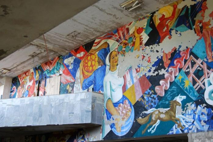 murales sovieticos
