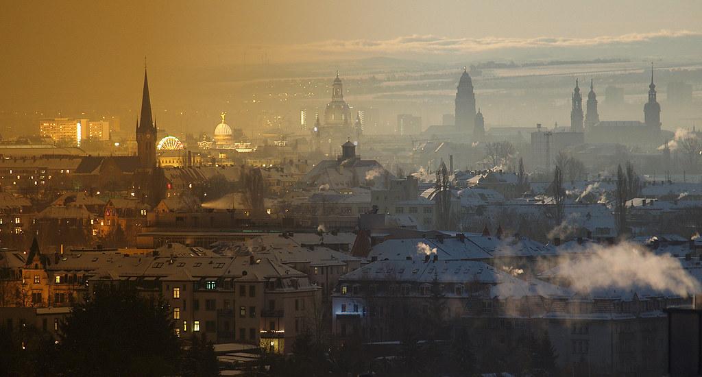 Dresden Tag Und Nacht Zeitfixierer Flickr