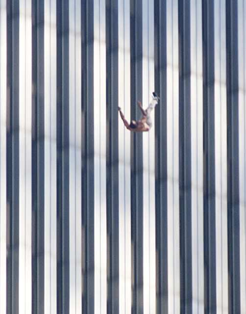 On 9-11 people jumped to their death | EDS NOTE: GRAPHIC CON… | Flickr