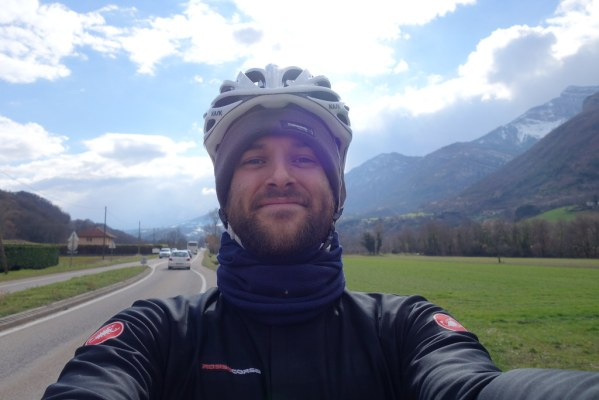 Leaving Grenoble | France | Cycling Europe