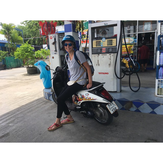 Motorbike Diaries