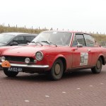 1968 Fiat 124 Ac Sport Coupe 8 Mei 2010 Noordwijk Nether Flickr