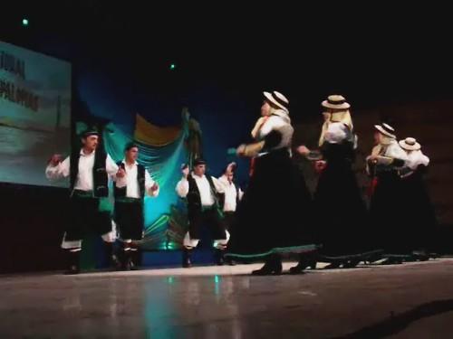 Tango Herreño 02 Agrupación folklórica Tejeguate El Hierro
