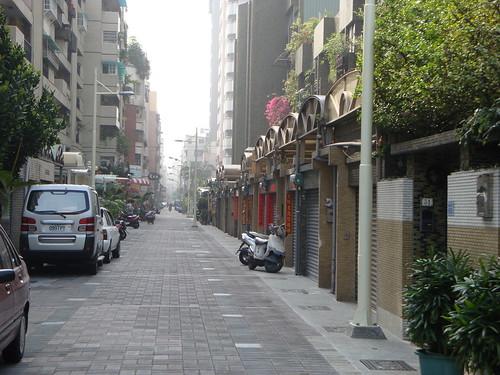 林南街20巷新鋪的藝術道路 | kuowufong | Flickr