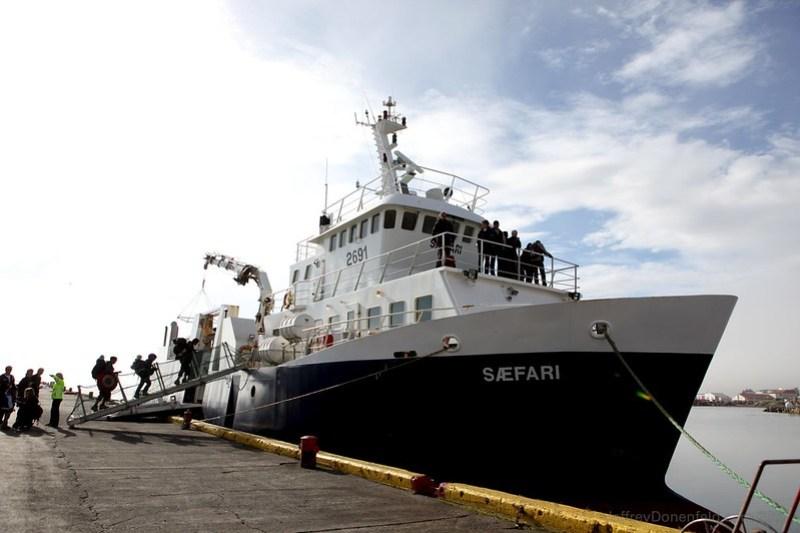 The Saefari Ferry