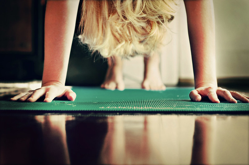 Yoga for dummies.