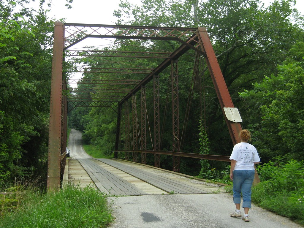 Cooper Iron Bridge