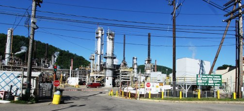 Oil refinery IMG_4524