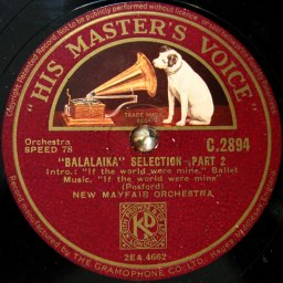 HIS MASTER'S VOICE | Bletchley Park National Codes Centre Bl… | Flickr