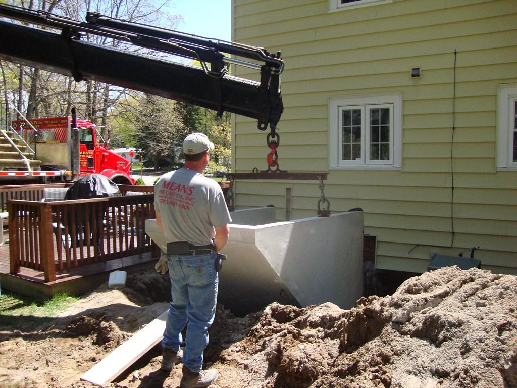 Bulkheads Means Precast | Bilco Precast Basement Stairs | Egress Window | Basement Entry | Precast Concrete Steps | Bilco Doors | Wine Cellar