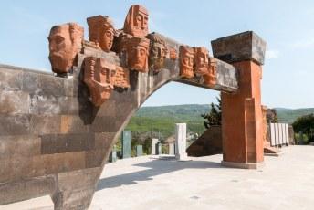 Bijna een half miljoen Armenen vochten in de WOII, de helft sneuvelde.