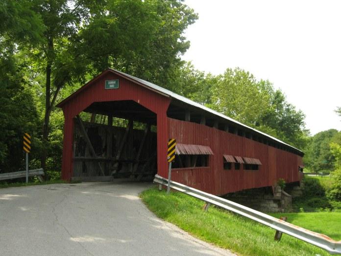 Dunbar Covered Bridge