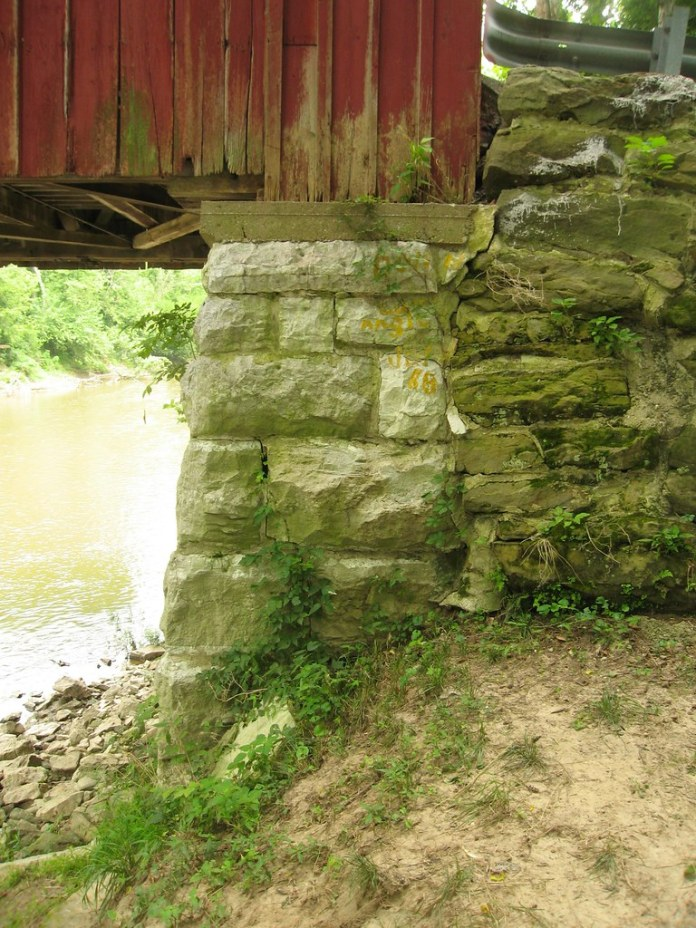 Dick Huffman Covered Bridge