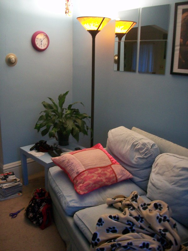 (284/365) @ home