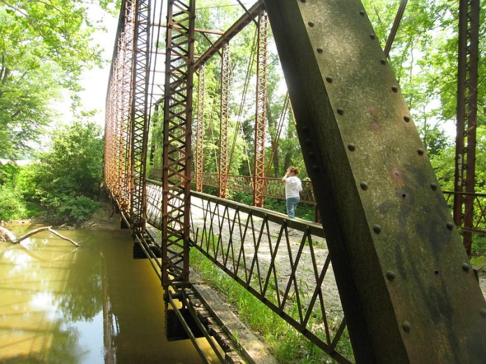 Houck Iron Bridge