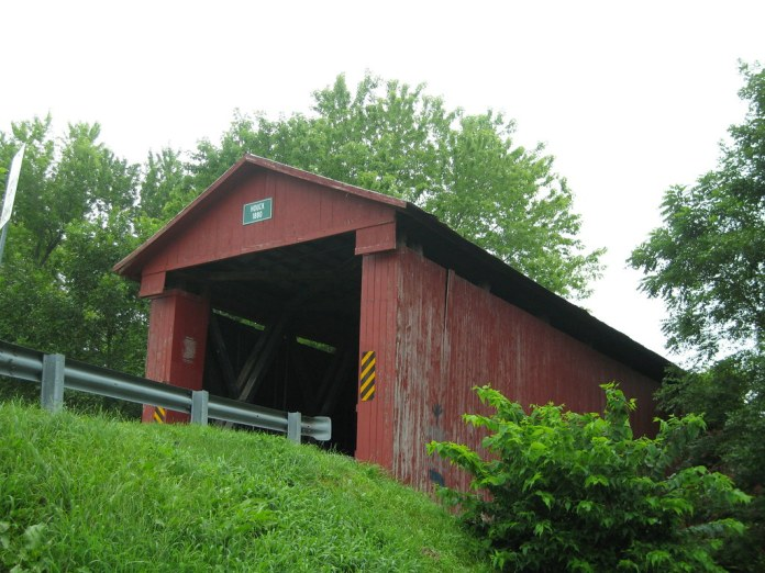 Houck Covered Bridge