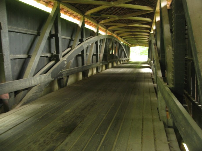 Baker's Camp Bridge