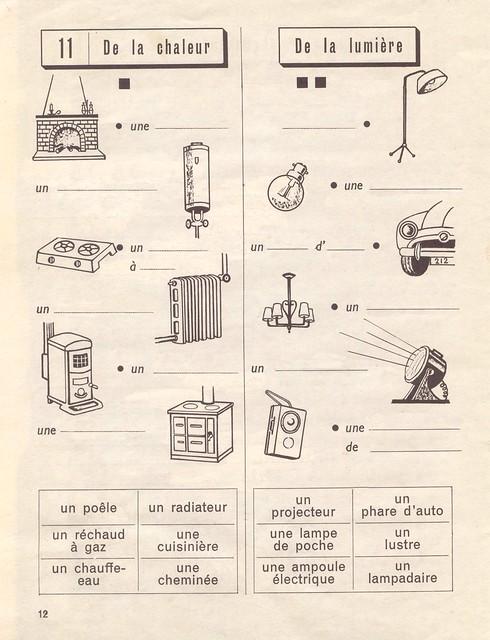 exercices p12