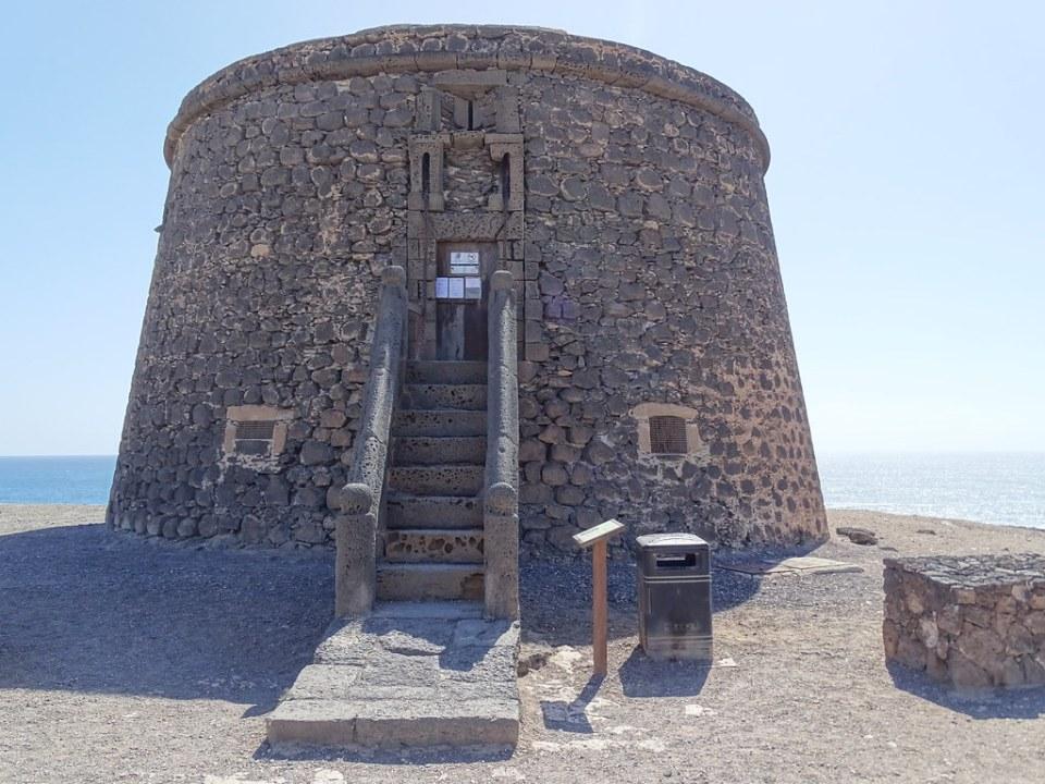 Torre del Toston o de Nuestra Señora Pilar y San Miguel El Cotillo Isla de Fuerteventura 108