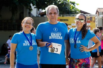 CORRIDA LIFE IS GREAT ENJOY RIVIERA 2017
