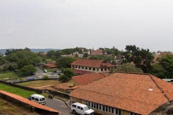 uitzicht over het stadje