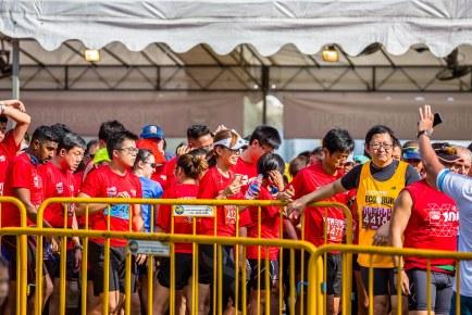 Meiji Run 2017