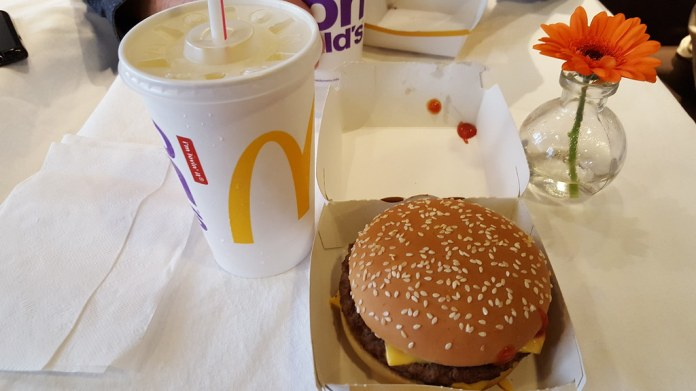 McDonald's: Quarter Pounder with Cheese for Only $3