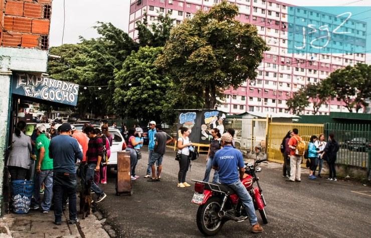Calle Ayacucho, 23 de enero (Caracas / Venezuela) | En la dé… | Flickr