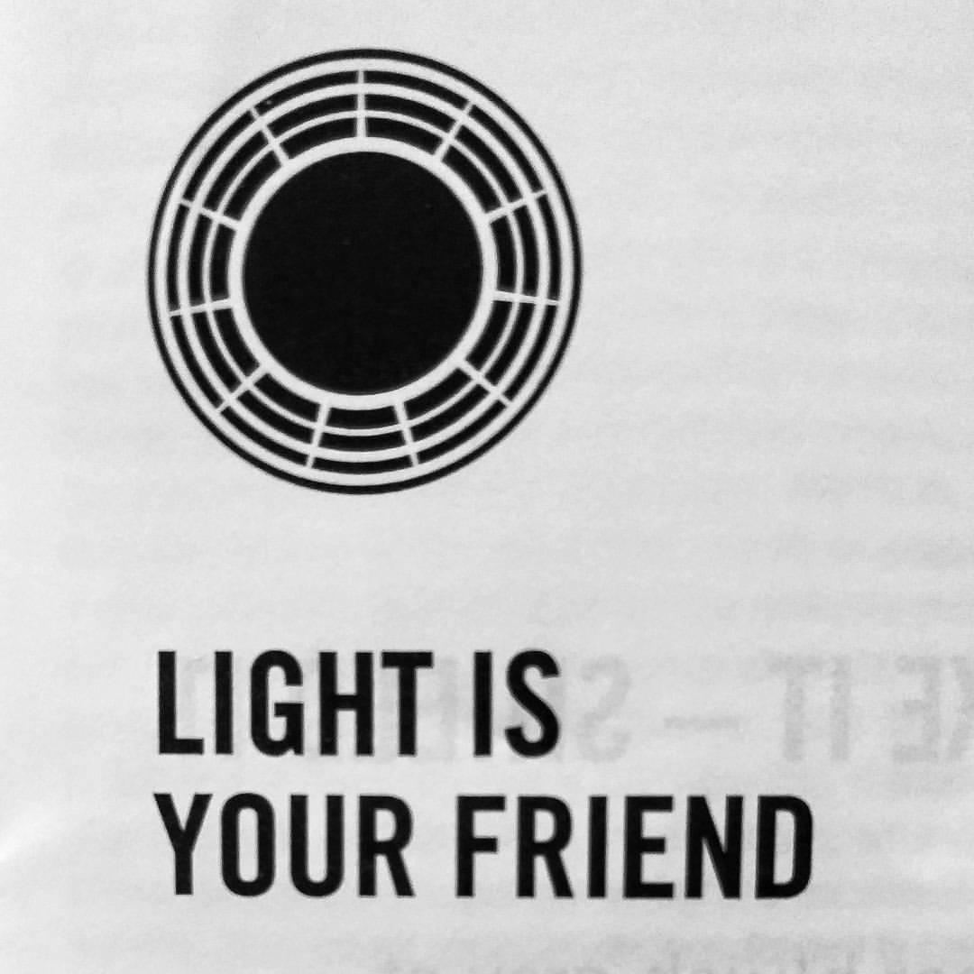 #buoniconsigli #light is your #friend