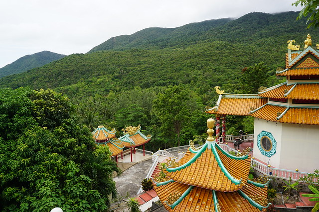 Chinese Temple- Koh Phangan