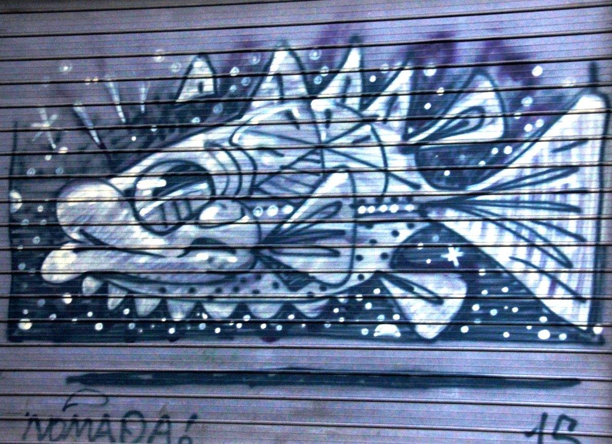 Almeria city has many street art