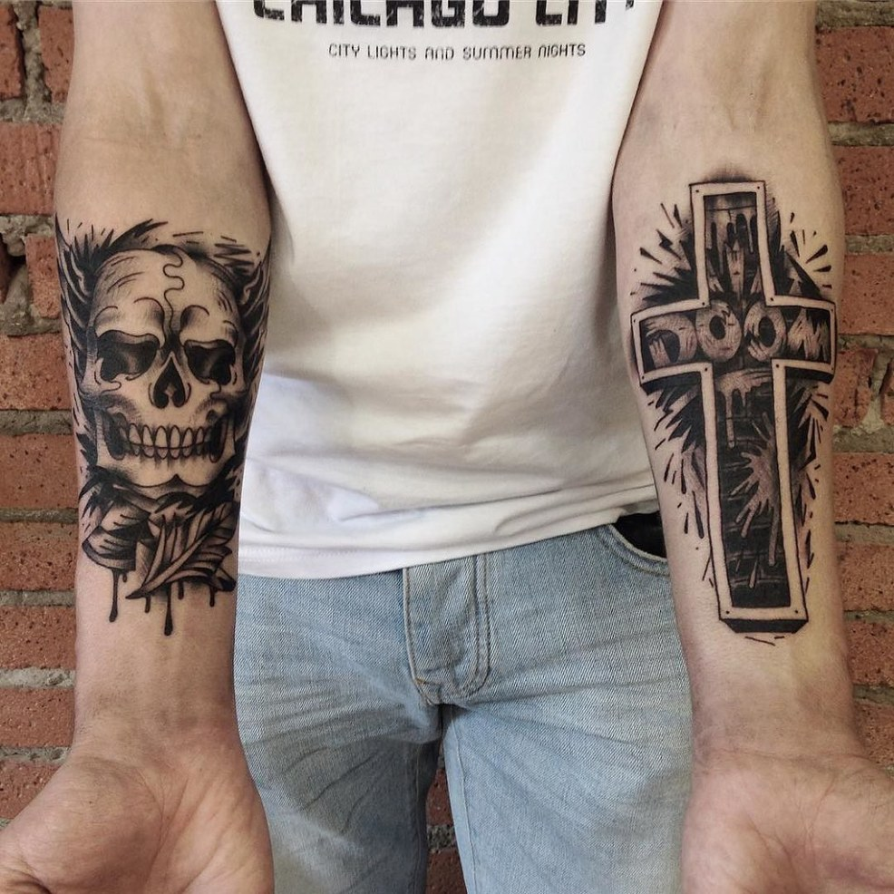 первые наколки в At Deuceofficial Macktaknado Tattooar Flickr