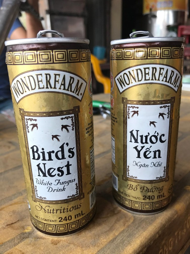 Bird's Nest White Fungus