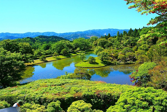 修学院離宮 Nature Outdoors Freshness Beauty In Nature at Shugakuin Imperial Villa (修学院離宮)