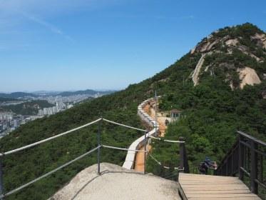Inwangsan Mountain (인왕산)