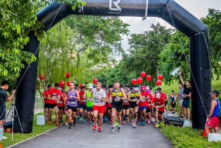 Runners League 2017 Leg 01: The Beginning