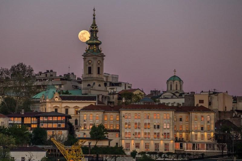Mystical Belgrade