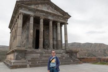 Gebouwd in de 1ste eeuw voor de god van de zon, Mihr.