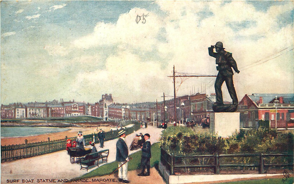 Statue - Margate