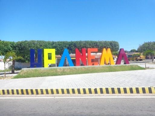 Upanema - Letreiro na entrada da cidade | Upanema - Letreiro… | Flickr