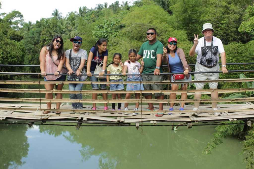 Bohol Hanging Bridge | Philippines Itinerary
