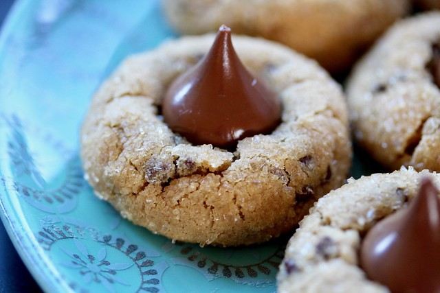 Peanut Butter Blossoms - 34