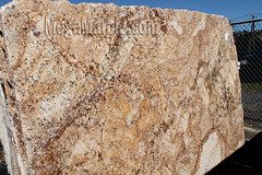 Solarius Polished Granite slabs for countertop