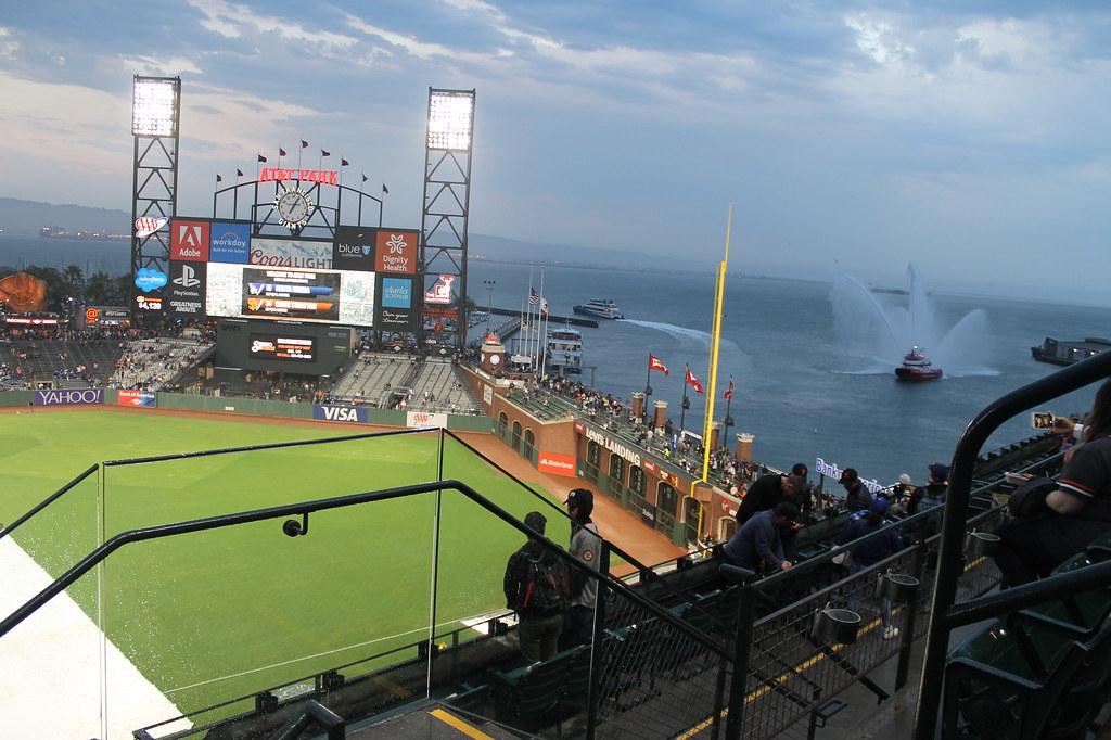 Qué ver en San Francisco:: AT&T Park