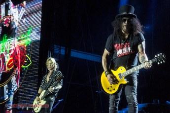 Guns N Roses + Royal Blood @ BC Place Stadium - September 1st 2017
