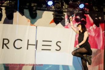 Chvrches @ Pemberton Music Festival - July 19th 2015