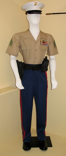 Embassy Marine Security Uniform