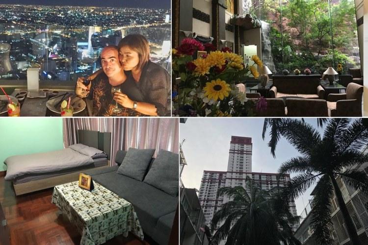Phaya Thai BTS Pathumwan Resort
